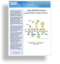 BPR360 Framework Whitepaper and System Analyst Training