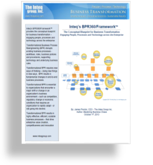 BPR360 Framework Whitepaper and System Analyst Training